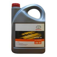 Моторное масло TOYOTA ENGINE OIL EUROPE 5W-30